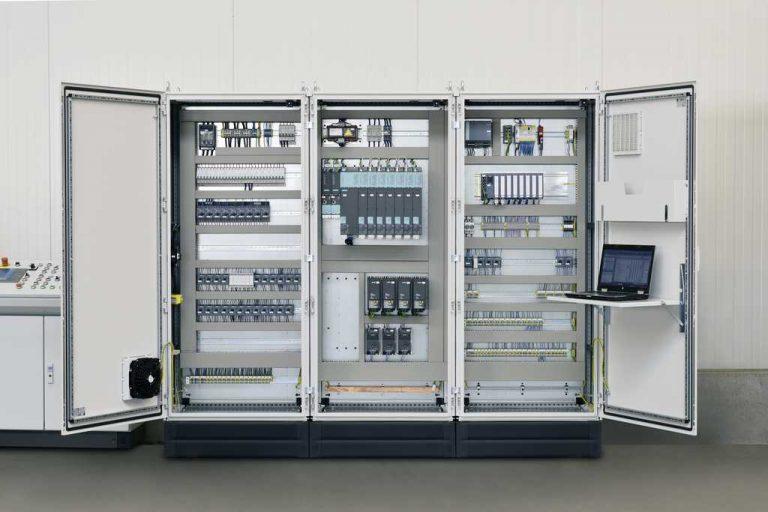 Schaltschrank Control cabinet
